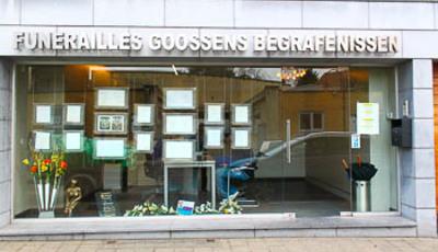 Begrafenissen Goossens